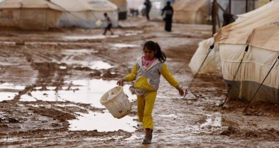 Verhalen vanuit een vluchtelingen kamp