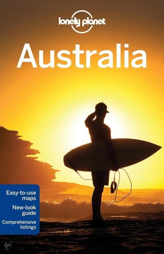 Lonely Planet onmisbaar op reis