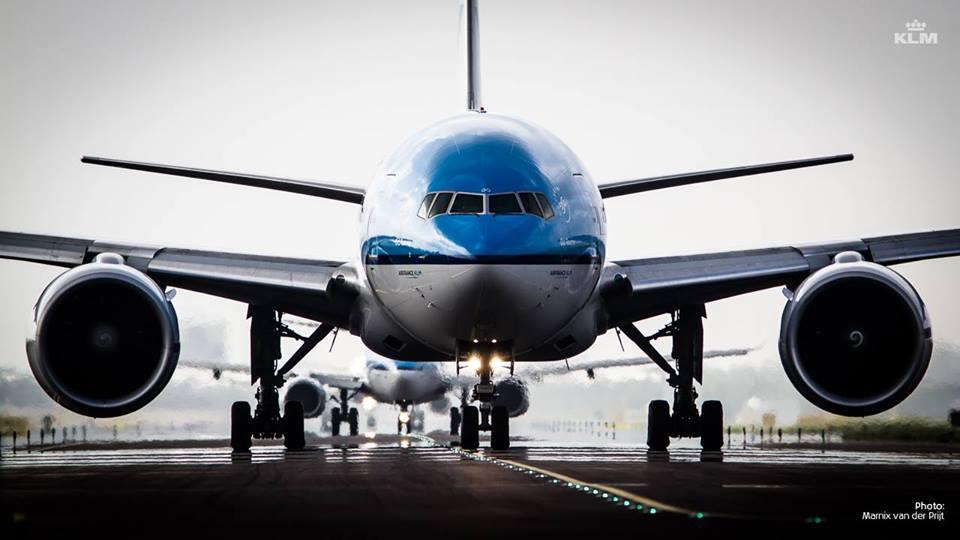 Laagste prijzen kalender KLM